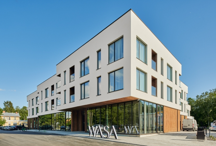 WASA HOTEL AND SPA